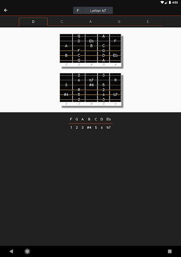 FretBuzz 3.7 screenshots 17