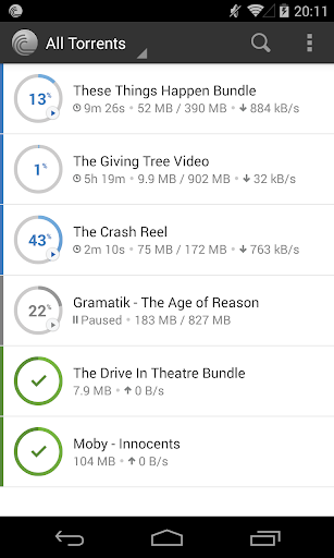 BitTorrent® Pro - Torrent App screenshot 1