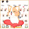 Corky Gorky 3D Cute Keyboard