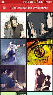 Best Uchiha Clan Wallpapers - náhled