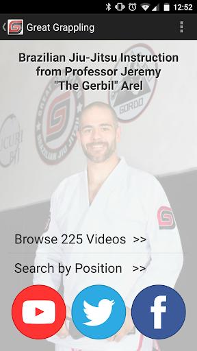 Great Grappling Jiu-Jitsu