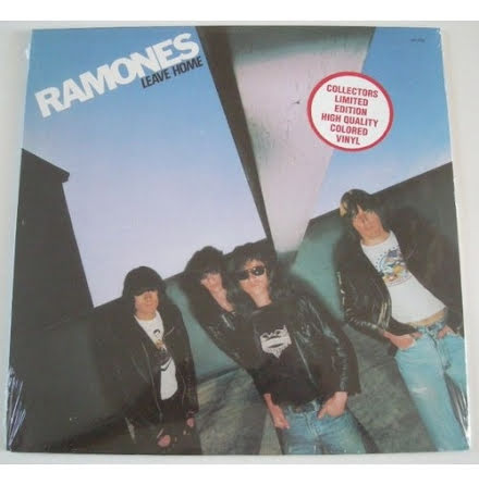 LP - Ramones - Leave Home