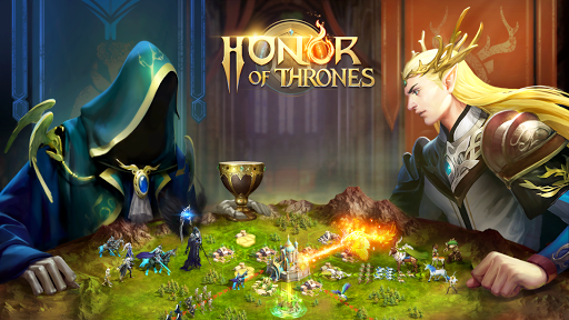 Honor of Thrones  captures d'écran 1