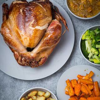 Whole Smoked Turkey Recipe