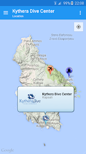 KYTHERA Dive Center- screenshot thumbnail