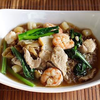 Penang Char Hor Fun Recipe (炒河粉)