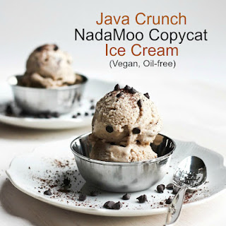 "Nadamoo Copycat ""Java Chip"" Ice Cream"