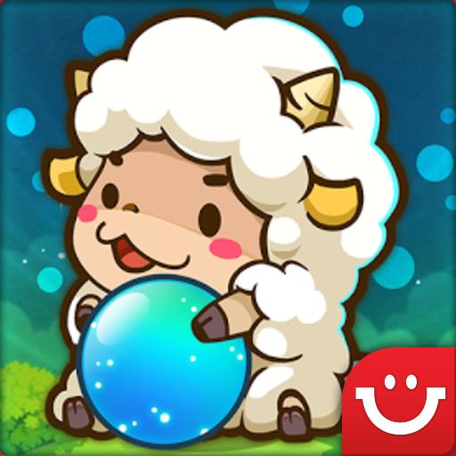 Tiny Pop 解謎 LOGO-玩APPs