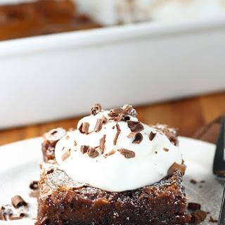 Nutella Gooey Butter Cake Recipe