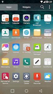 G5 UX 5.0 Theme for LGHome 2.1 APK + MOD Download 3