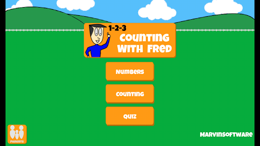 Counting with Fred
