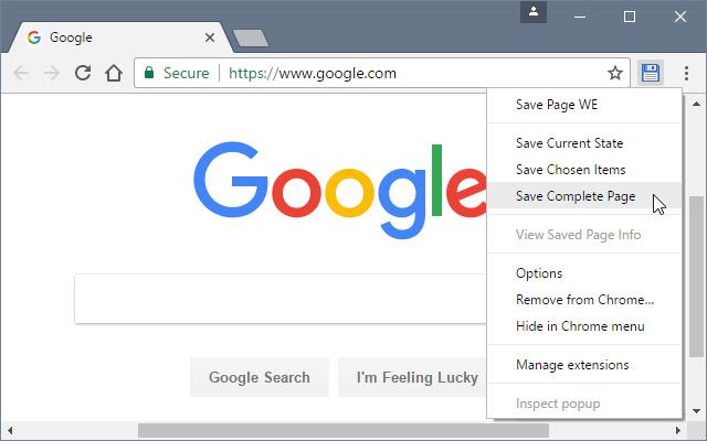 google chrome bináris opciók