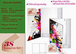 Photo: Reklám mappa gyártás!