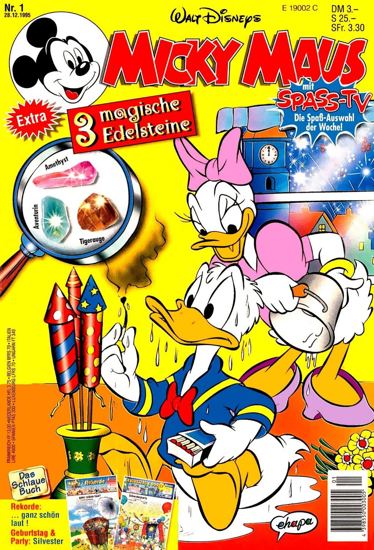 Micky Maus (1996) - komplett