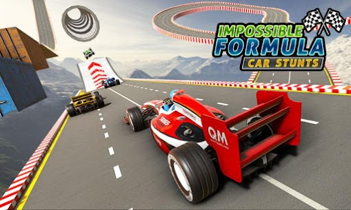 Formula Car GT Racing Stunts- Impossible Tracks 2