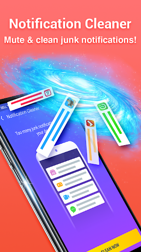 Phone Booster - Speed Booster, Cleaner, Security 1.0.2 screenshots 6