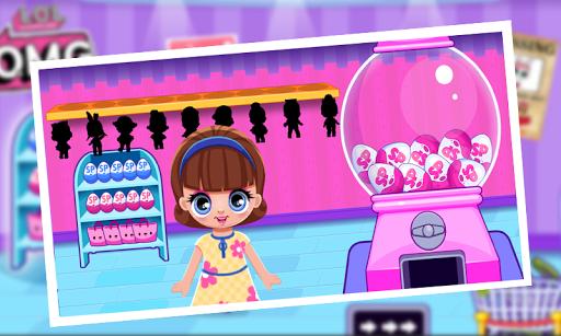 OMG Dolls Supermarket Surprise screenshot 1