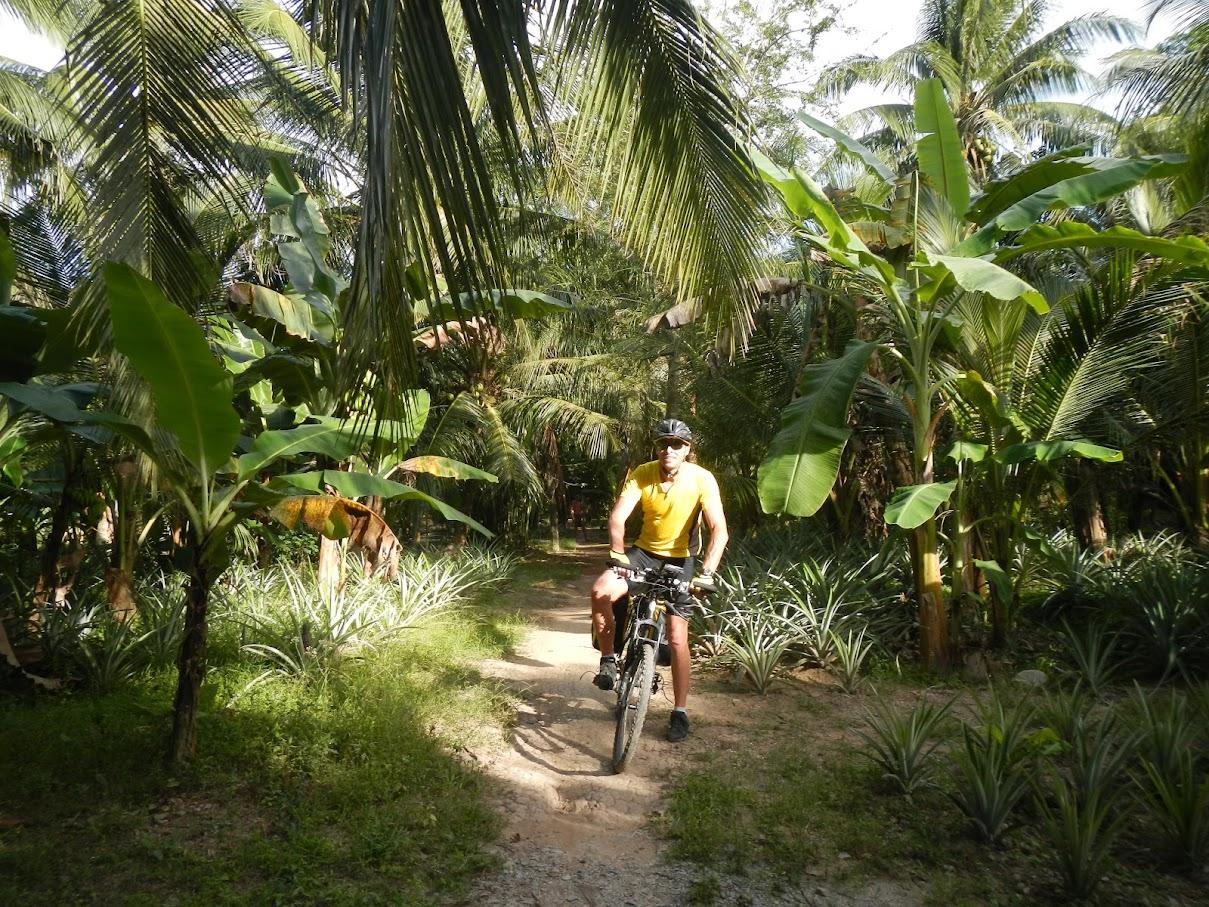 Jižní Vietnam na kole