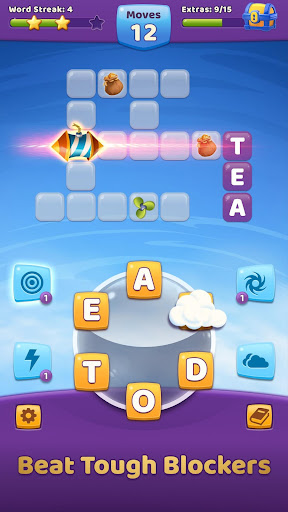 Word Rangers: Crossword Quest android2mod screenshots 2