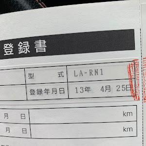 ストリーム RN1 のカスタム事例画像 中村友矢さんの2021年04月25日16:32の投稿