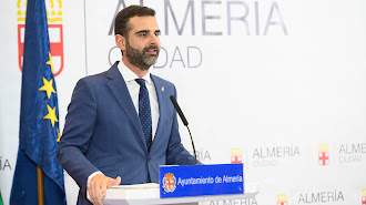 Ramón Fernández-Pacheco, alcalde de Almería