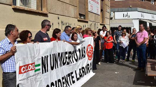 La sobrecarga pudo estar tras las dos últimas muertes laborales en Almería
