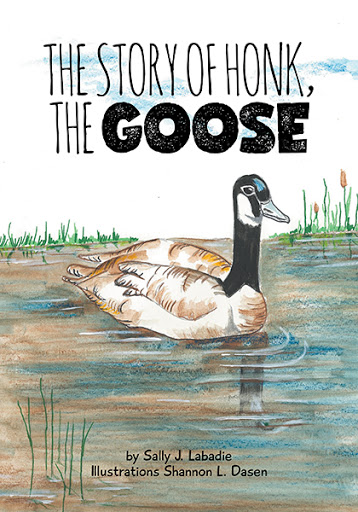 The Story of Honk, the Goose cover