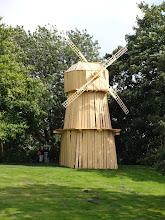 Photo: Kawamata Windmill in Middelburg door Tadashi Kawamata