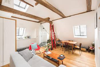 Appartement 2 pièces 58,58 m2