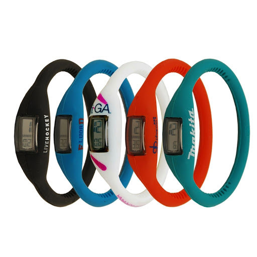 ION Silicone Branded Sports Watches