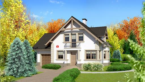 projekt Dom przy Przyjaznej 7