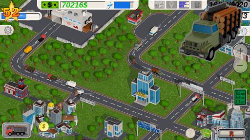 Code Triche Transport Luck tycoon mod apk screenshots 4