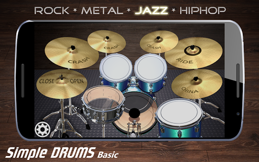 Simple Drums Basic - Virtual Drum Set 1.2.9 screenshots 14