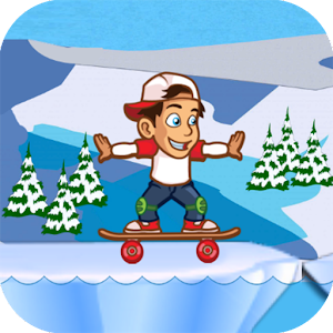 Skater Boy On Ice for PC and MAC