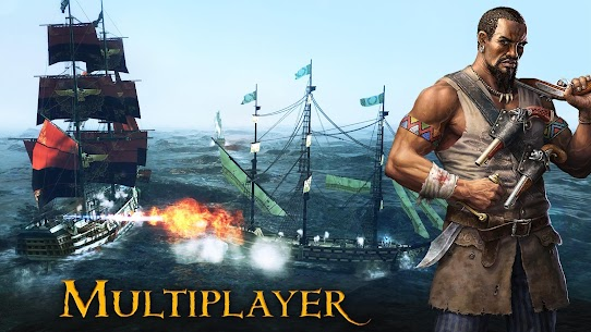 Pirates Flag Caribbean Action RPG MOD APK 1.4.6 4