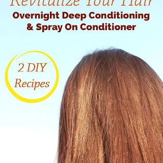 Overnight Deep Conditioner for Stronger Hair