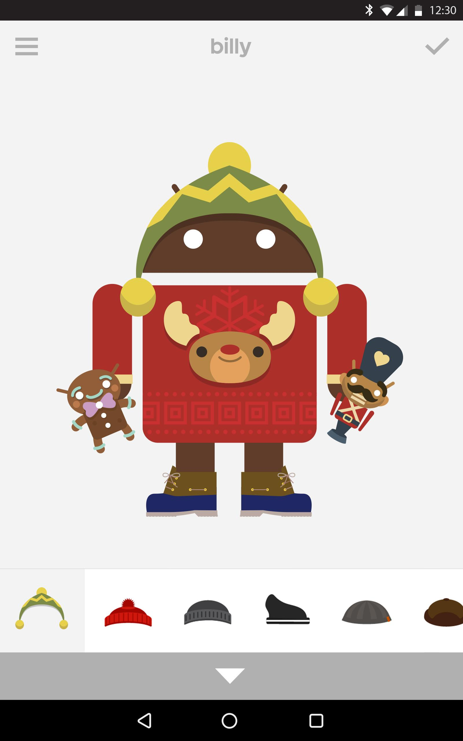 Androidify screenshot #8