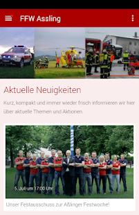 Freiwillige Feuerwehr Aßling - náhled