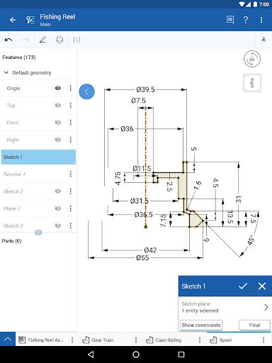 Onshape 3D CAD  screenshots 18