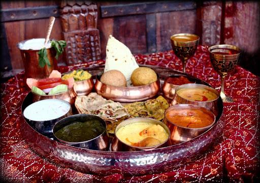 Govindam Retreat menu 2