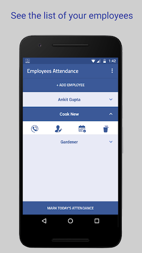 employee attendance by appigizer technologies google play united