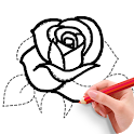 How To Draw Flowers icon