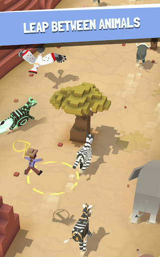 Rodeo Stampede: Sky Zoo Safari screenshot 16