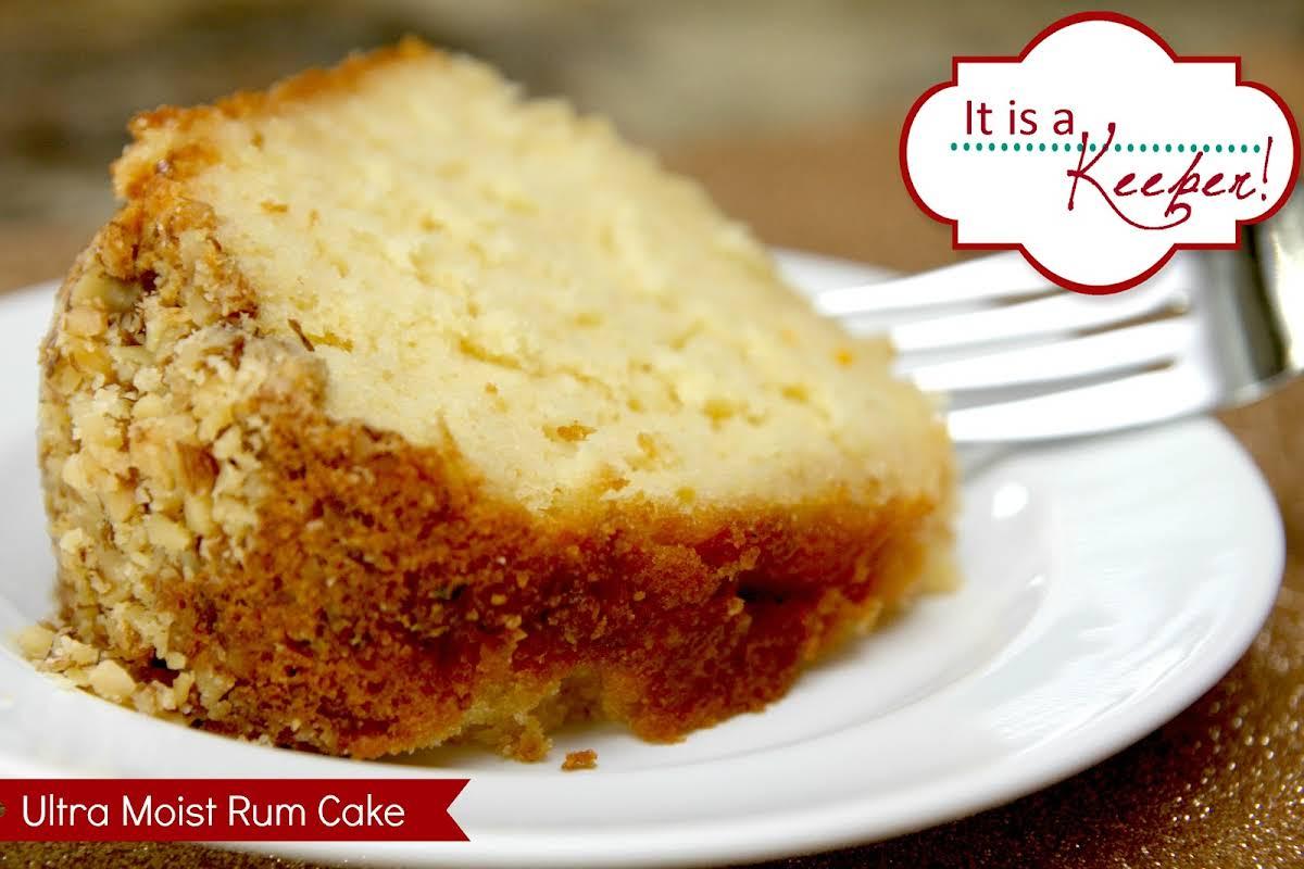 10 Best White Rum Cake Recipes