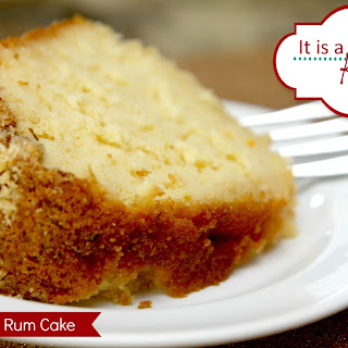 White Rum Cake Recipes.