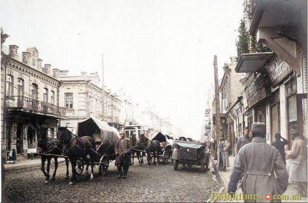 1915-1916, вул. Лесі Українки