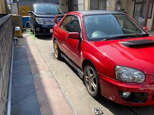 インプレッサ WRX GDA GDA-E型 15年車のカスタム事例画像 iykrmar@EJ20、E51保存会 北海道さんの2021年05月09日15:20の投稿