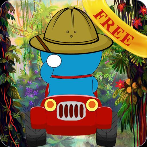 Jungle doraemon adventure
