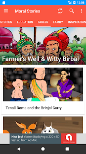 Moral Stories- screenshot thumbnail