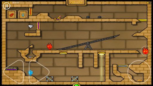 Water girl and Fire boy: Light Temple Adventure 1.0.1 {cheat|hack|gameplay|apk mod|resources generator} 4